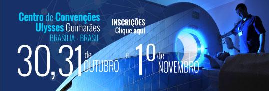Banner 5º Congresso Nacional e 2º Intercâmbio Internacional dos Profissionais da Radiológia