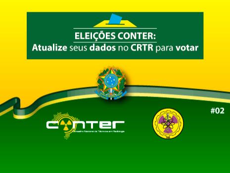 Capa da Notícia: #02 ELEIÇÕES CONTER 2017