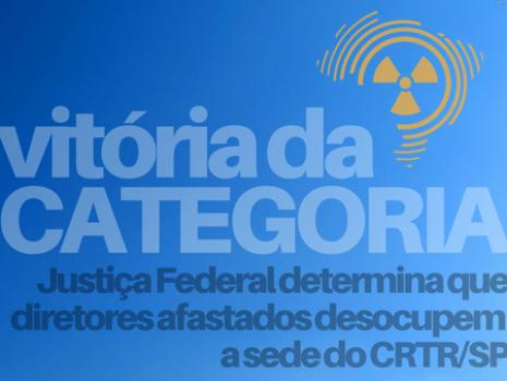 Capa da Notícia: VITÓRIA DE SP PARA O BRASIL