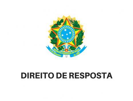 DIREITO DE RESPOSTA