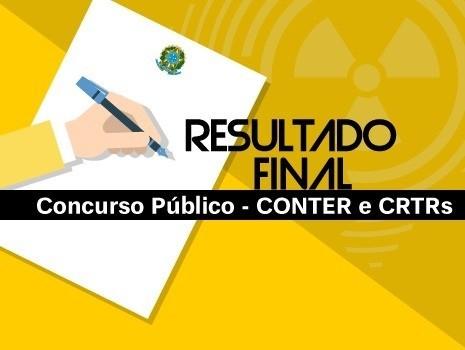 CONCURSO PÚBLICO CONTER/CRTRs